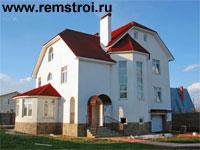 Строительство дома на Киевском шоссе