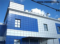 производство фасадов